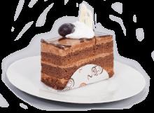 Slice Coklat Marbel