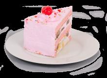 Slice Banana Rose Pink