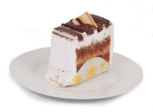 Slice Coklat Ganas