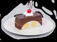 Slice Double Choco Ganas