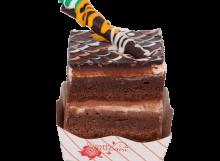 Slice Coklat Trend